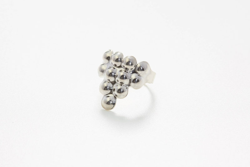 Ring Tusci Arezzo silver polished