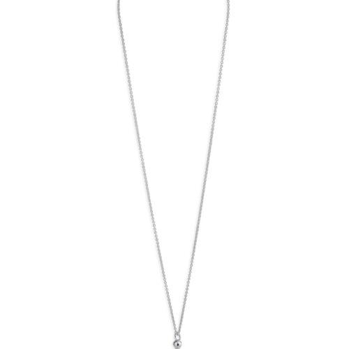 drip1 necklace silver